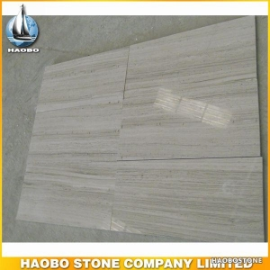 Grey Wooden Marble Flooring Tile