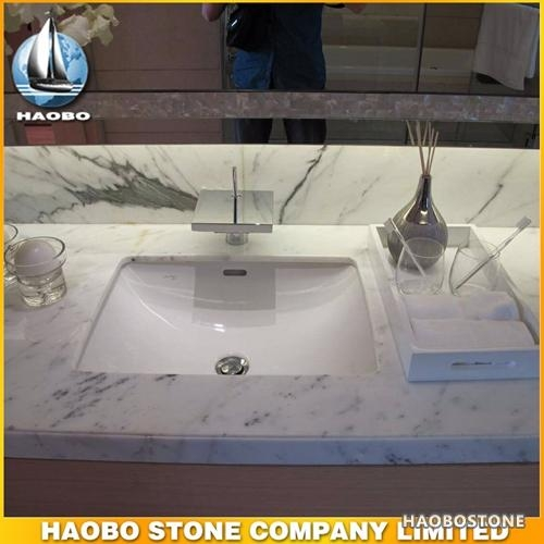 Marble Vanity Top With Sink