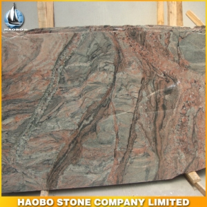 China Multicolor Granite Slab