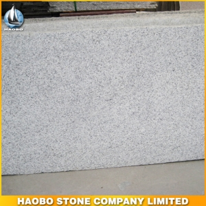 Shandong White Pearl Granite Slabs