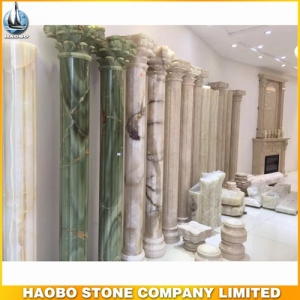 Beautiful Marble Columns Onyx Pillars