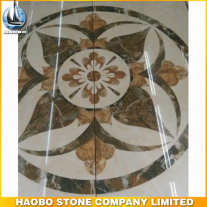 Natural Stone Waterjet Designs