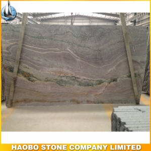 High-End Aqurella Granite Slab
