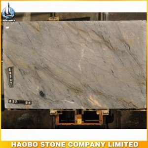Aurora Blue Granite Slab