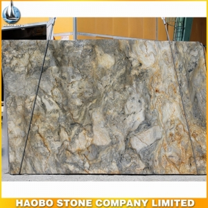 High-End Nature Fusion Marble Slab