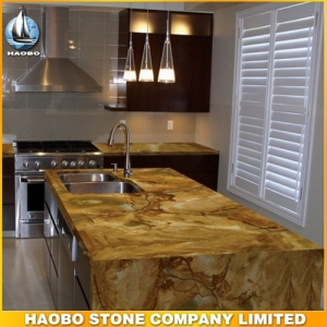 Palomino Granite Countertops For Kitchen