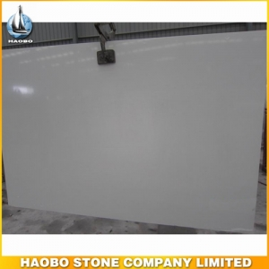 Snow White Artificial Stone Slab