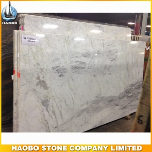 Cristallo Polished Quartzite Slab