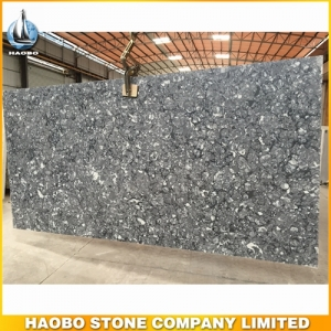 Light Grey Quartz Slab For Engineer Decoration