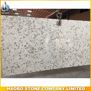 New Type Quartz Slab For Interior Decoration