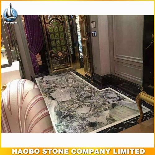 Cheap High End China Jade Stone Flooring Tile For Hall Decoration