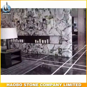 Jade Stone Wall Tile For Hall Designs