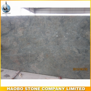 China Green Granite Slab Available 2CM & 3CM
