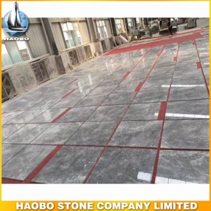 China Silver Sable Marble Floor Tile
