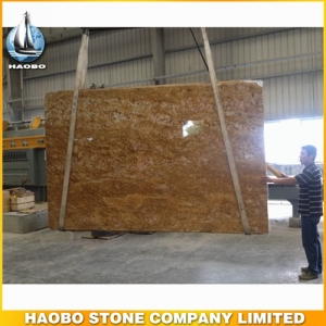 Imperial Gold Granite Slab Available In 2CM & 3CM
