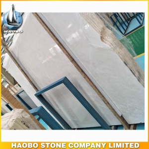 Vietnam White Marble Slab In Stock 2CM
