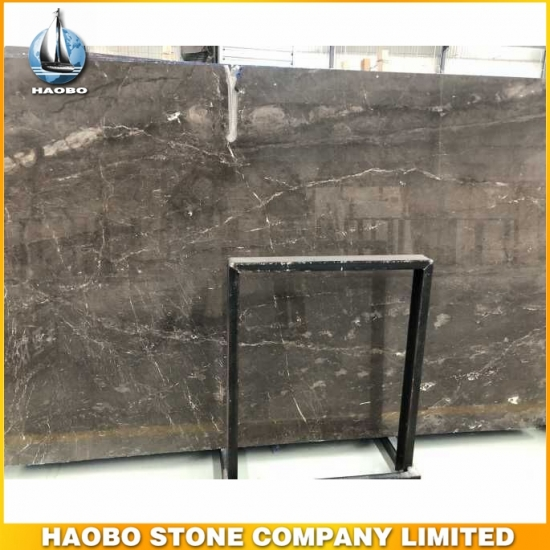 Cheap Grey Marble Slab Manufacturer