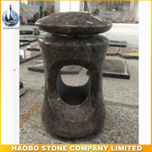 Himalaya Blue Granite Memorial Lantern