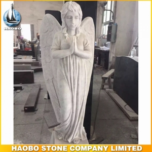 Life Size Praying Angel Statue